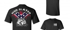 Mud Slayer Rebel Flag  Truck
